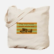 Funky Music Tote Bag