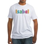 Isabel Fitted T-Shirt