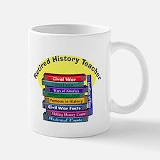 Retired History Teacher.PNG Mug