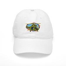 Helicopter12 Baseball Cap