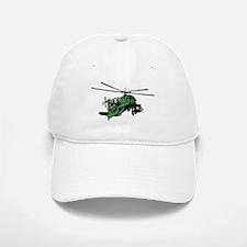 Helicopter14 Baseball Baseball Cap