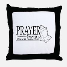 wireless-connection.png Throw Pillow