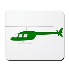 Helicopter15 Mousepad