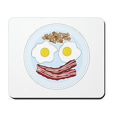Bacon and Eggs Mousepad
