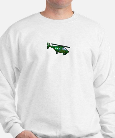 Helicopter16 Sweatshirt