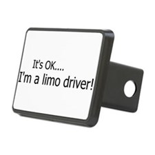 Limo Driver Hitch Cover