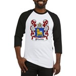 Przosna Coat of Arms Baseball Jersey