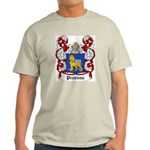 Przosna Coat of Arms Ash Grey T-Shirt