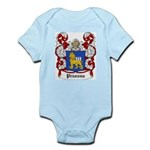 Przosna Coat of Arms Infant Creeper