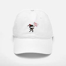 Yard Sale Ninjas Logo Baseball Baseball Cap