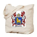 Przosna Coat of Arms Tote Bag