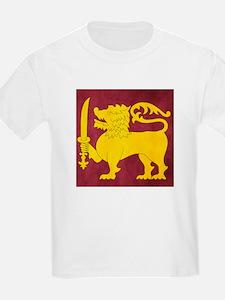 Cricket Sri Lanka T-Shirt