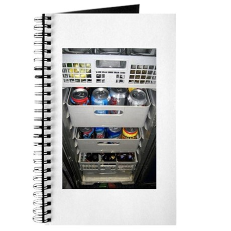 Beverage cart journal