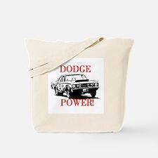 AFTMDodgePower!.jpg Tote Bag