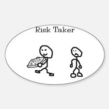 Risk Taker Decal