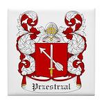 Przestrzal Coat of Arms Tile Coaster