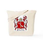 Przestrzal Coat of Arms Tote Bag