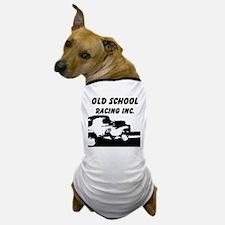 AFTM Old School Racing Inc Dog T-Shirt