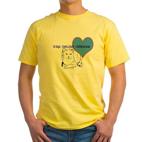 earclipped cat T-Shirt