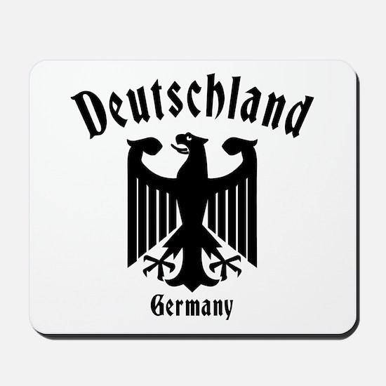 Deutschland Mousepad