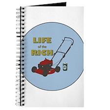 Life of the Rich OG logo Journal