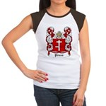 Pruss Coat of Arms Women's Cap Sleeve T-Shirt
