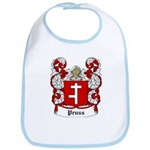 Pruss Coat of Arms Bib