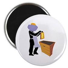 """Beekeeper 2.25"""" Magnet (10 pack)"""