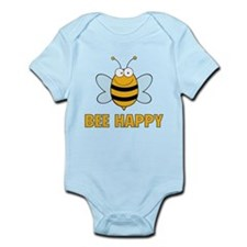 Bee Happy Infant Bodysuit