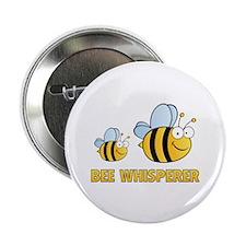 "Bee Whisperer 2.25"" Button (10 pack)"