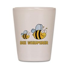 Bee Whisperer Shot Glass