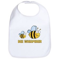 Bee Whisperer Bib