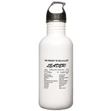 Proud to be Leader Water Bottle