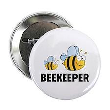 """Beekeeper 2.25"""" Button"""