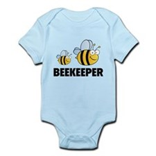 Beekeeper Infant Bodysuit