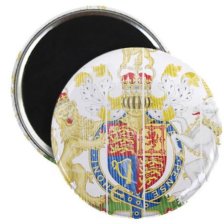 United Kingdom Coat Of Arms Magnet