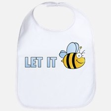 Let It Bee Bib