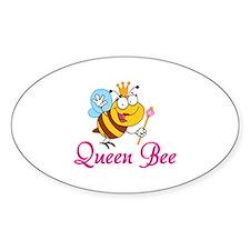 Queen Bee Decal