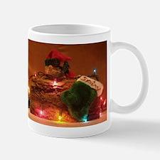 Christmas Spiny the Lizard Mug