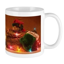 Christmas Spiny the Lizard Mug
