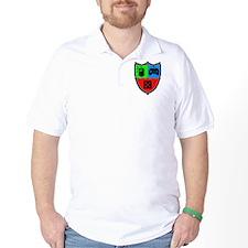 Gamer Coat of Arms T-Shirt
