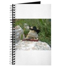 Musician Spiny the Lizard Journal