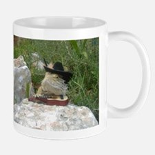 Musician Spiny the Lizard Mug