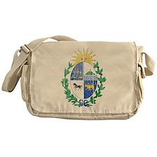 Uruguay Coat Of Arms Messenger Bag