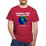 SouthNarc World Tour 2008 Dark T-Shirt