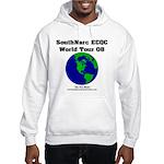SouthNarc World Tour 2008 Hooded Sweatshirt