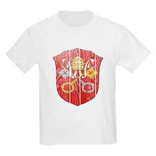 Vatican City Coat Of Arms T-Shirt