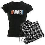 #WAR! Women's Dark Pajamas