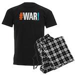 #WAR! Men's Dark Pajamas