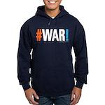 #WAR! Hoodie (dark)